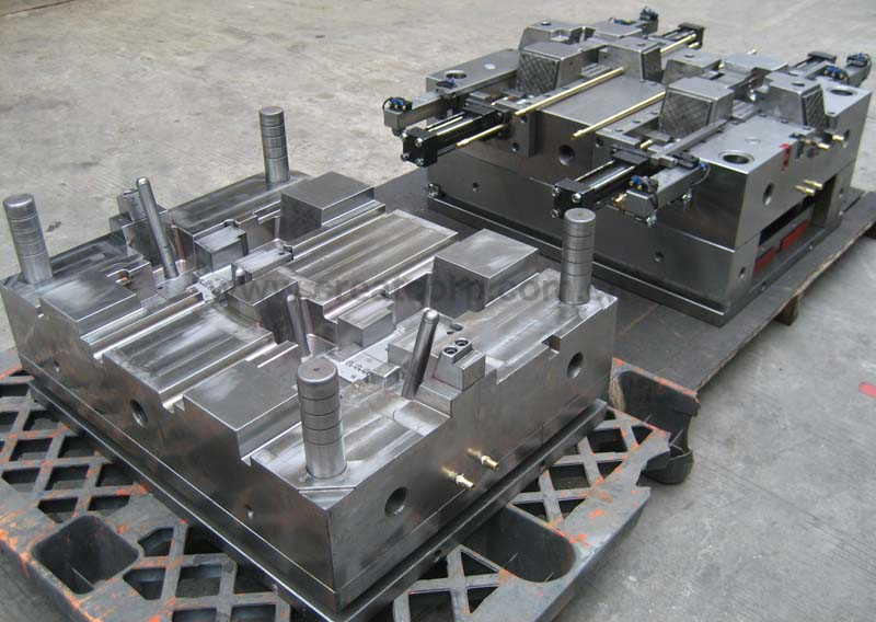 plastic mould injection tooling supplier