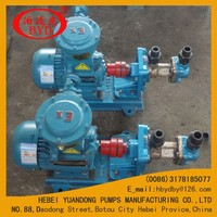 3GR25*4W21 three spindle screw pump for oil unloading pump