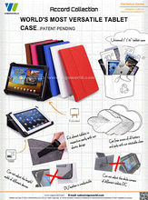 leather case for executive Micromax Funbook P280 / P300 tablet (without keyboard)