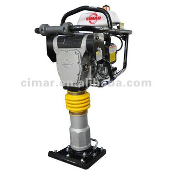 60kg petrol tamping rammer with EH09
