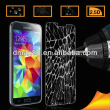 Cheap Price 2.5D Tempered glass holographic screen protector for Samsung galaxy s5 i9600 oem/odm (Glass Shield)