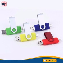 Promotional gift OTG smart phone USB 2.0 3.0 flash drive for phone and tablet/PC