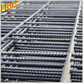 Steel reinforcement concrete construction wire mesh panels