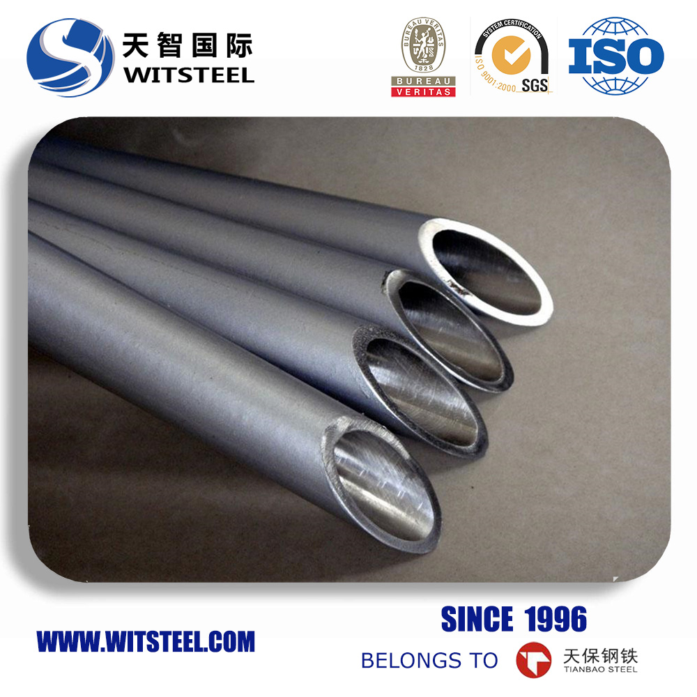 construction material insulated 904l stainless steel pipe made in China