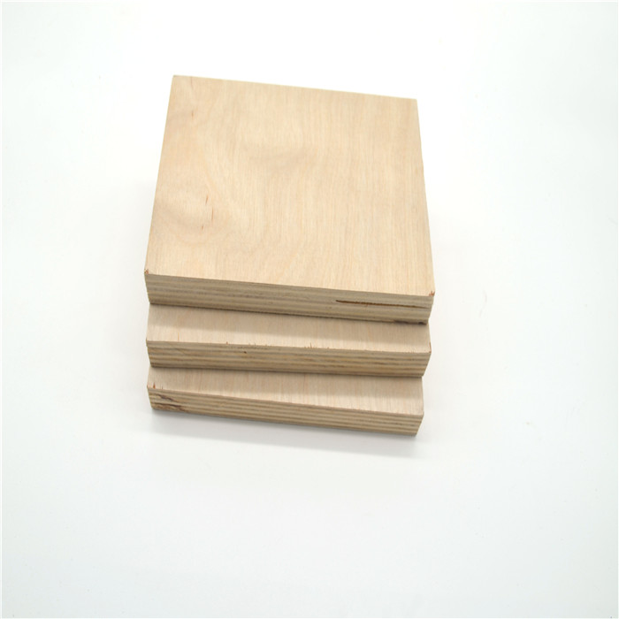 hot sale white birch plywood 5mm for decoration