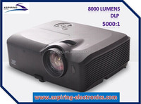 resolution 1024x768 8000 lumens video projector 15000 lumen