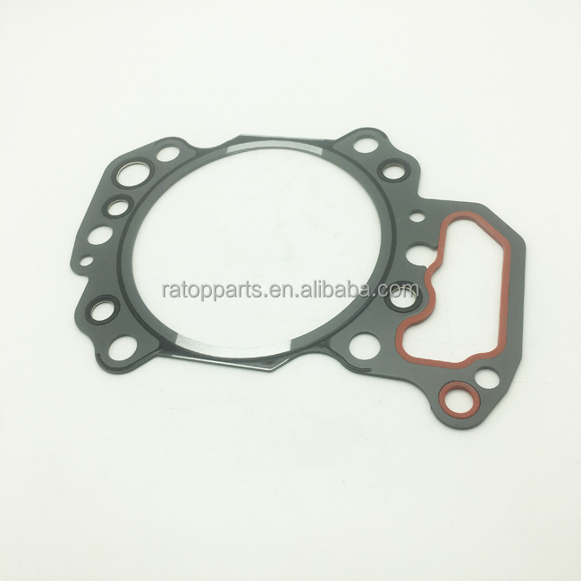 PC400-6 6D125 6151-12-1810 Gasket head