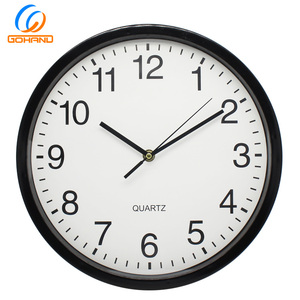 Factory Sales Luxury Wall Clock, Round Wall Clock for Sale ,Mini Wall Clock