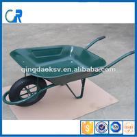 China direct manufacturers garden replacement decorative wheelbarrow tray for planters