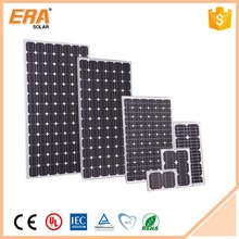 Professional made high efficiency thin film 150w pv solar module