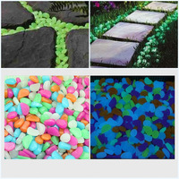 China YIWU 2016 New Luminous Pebbles Glow Stone For Sale