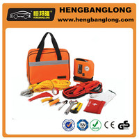 Emergency car kit sidchrome tool kits