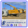 Hydraulic driven hoist winch for onshore pipeline construction welding use