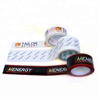 15 Years Factory Strong Adhesive Custom Logo Printed Bopp Packing Tape With Company Logo