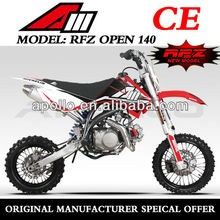 China APOLLO ORION CE 140CC Pit Bike 140cc MINI CROSS RFZ140 OPEN Air Cooled