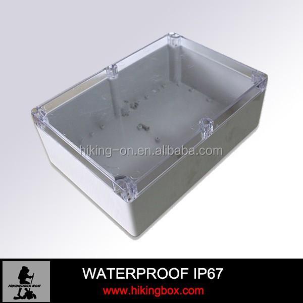 Outdoor Router Cable Box Waterproof Modem Enclosure Universal Internat Plu