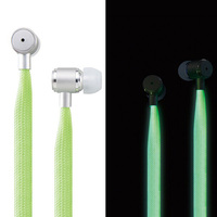 best selling consumer electronics metal hands free glow shoelace headset