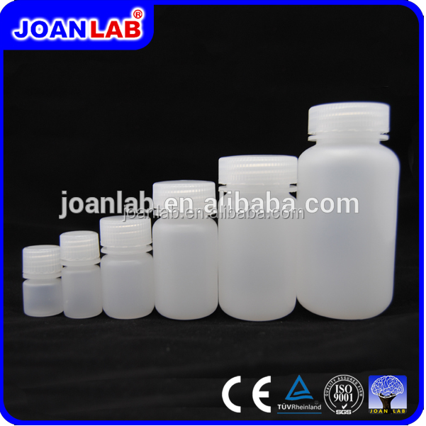 JOAN Laboratory Plastic Reagent Bottle Wide Mouth