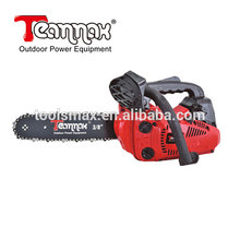 Factory direct sale professional cheap 25.4cc petrol chainsaw