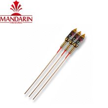 China liuyang assorted mini fireworks rockets for sale