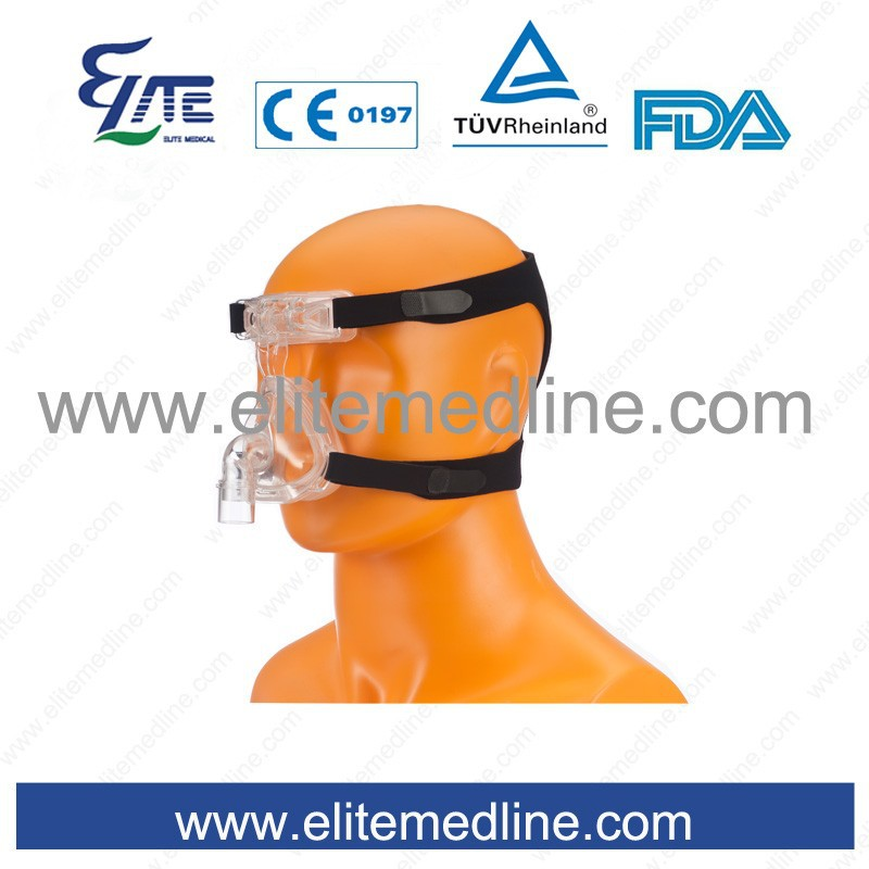 Full Face Mask for Bi-level CPAP Device