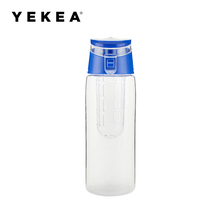 700ml Tritan Plastic Water Fruit Infuser Bottle