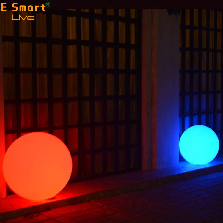 outdoor pool light up ball lamp/ floating led ball, use in wedding/party/nightclub/bar/home