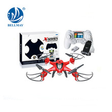 2.4Ghz 6-Axis RC Drone Quadcopter With HD Camera Wifi Control