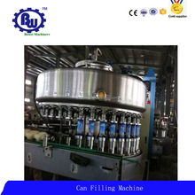High Effective Tin Can Filling and Sealing Machine for Drink