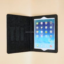 Blank Sublimation Leather Pouch Case Book Cover Tablet Pc Case for Ipad pro 12.9 inch
