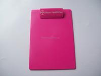 HEYU plastic A5 plastic clipboard