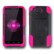 hybrid kickstand hard soft combo case for samsung galaxy s2 i777