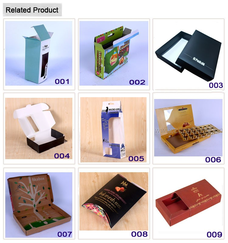 Wholesale alibaba baby clothes packaging with die cut handle
