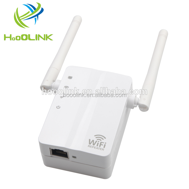 Factory Outlet Wireless N Plug Wall 300M WiFi Repeater with MT7628KN Chipset