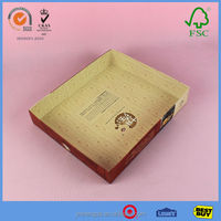 Eco-friendly Hot Style Rich Cake Boxes With Fancy Structure