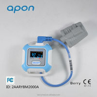 Bluetooth 4.0 Wrist Pulse Oximetry Watch Oximeter Spo2 Monitor Pulse Oxygen Heart Rate CE Approved