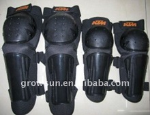 Rubber and Plastic Motorcycle Knee Protector