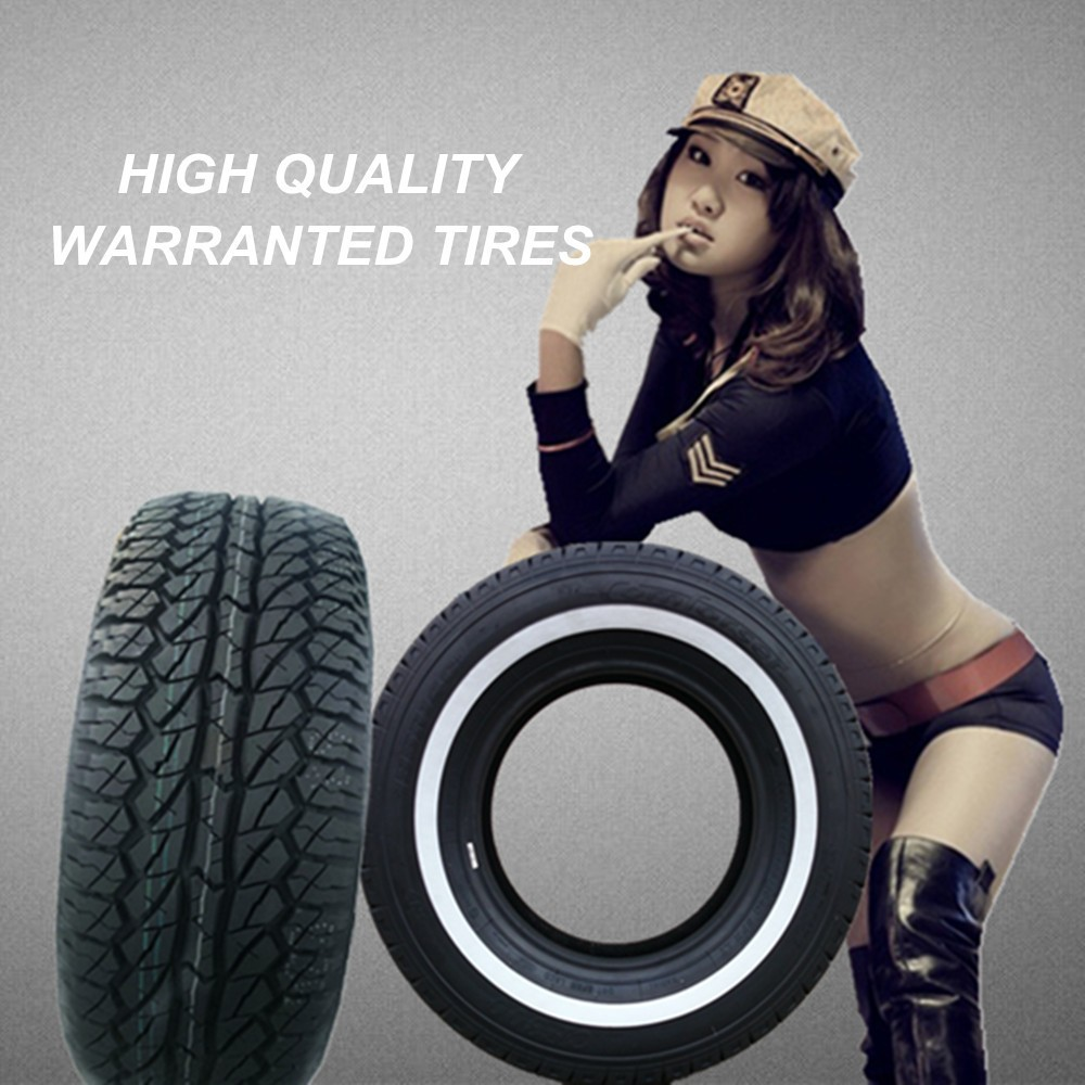 Factory Directly Saled --- Comforser Suv Tire 265/70R16 CF2000
