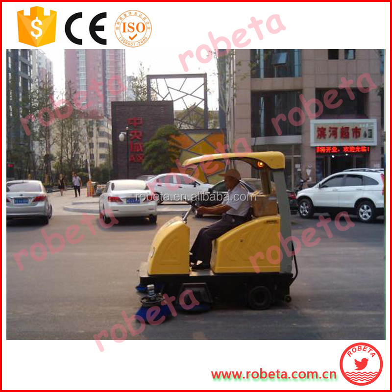 Environmental popular Street used vacuum sweeper absorption machine street road sweeper machine/runway sweeping car