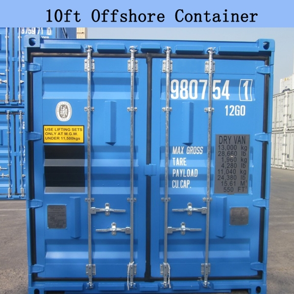 10ft offshore container with DNV2.7-1 / EN12079