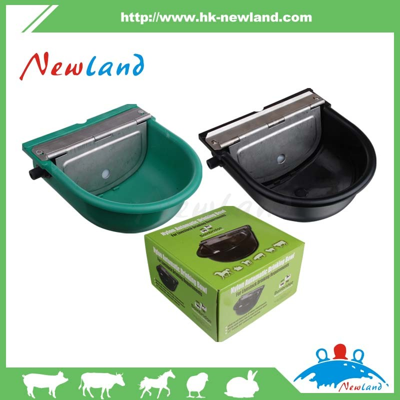 Automatic Pig nylon Water Trough/cattle Water Drinking Bowl/horse Waterer