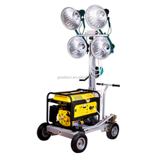 4X400W Mobile Light Tower Lighting tower