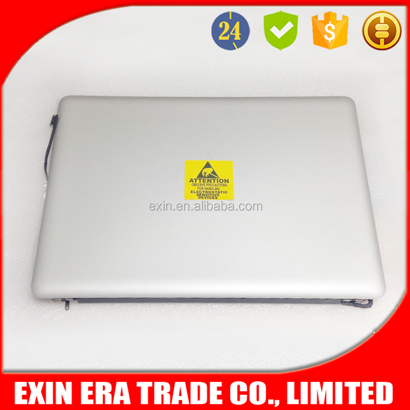 "Brand New Laptop Unibody LCD Screen Full Display Assembly for Macbook Pro A1286 15"" 1440*900"