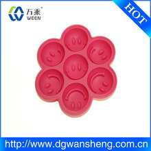 Smiling Face Ice Tray Happy Face Ice Mould Smiley Ice Cube Tray