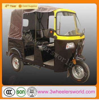 150cc India style CNG & GAS Taxi Motorcycle,Bajaj tricycle 3 seats,Bajaj Three Wheeler Price in India for Sale