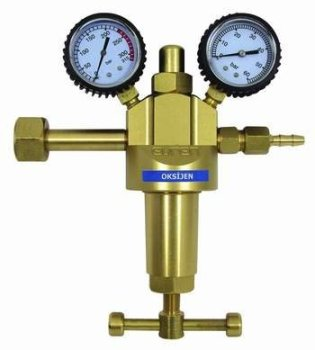 High Flow Regulator (Oxygen)