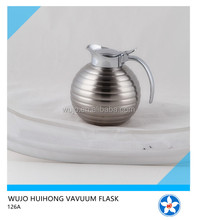 126A STAINLESS STEEL INSULATED JUG TEA COFFEE POT VACUUM POT