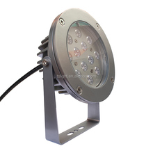 cool white/warm white/pure white Color Temperature(CCT) and LED Light Source garden spotlight