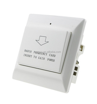 125khz card energy saving switch electrical saving power switch PY-ES3