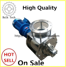 Rotary air lock valve table Quick Clean Rotary Valve